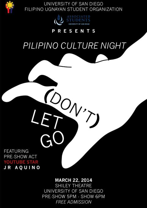 Pilipino Culture Night :: (Don't) Let Go